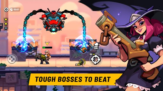 Screenshot Bombastic Brothers - Top Squad