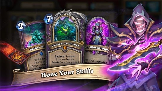 Screenshot Hearthstone