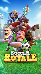 Screenshot Soccer Royale - Stars of Football Clash