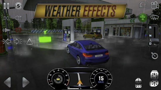 Screenshot Real Driving Sim