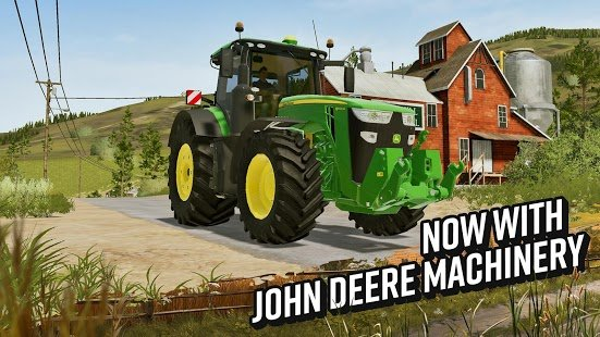 Screenshot Farming Simulator 20