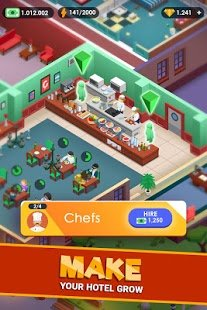 Screenshot Hotel Empire Tycoon