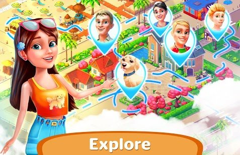 Screenshot Resort Hotel: Bay Story