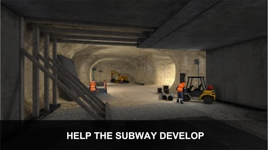Screenshot Subway Simulator 3D