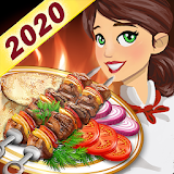 Icon Kebab World - Restaurant Cooking Game Master Chef