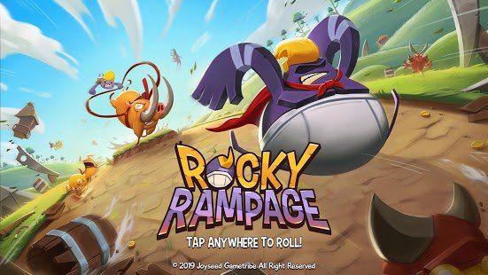 Screenshot Rocky Rampage: Wreckem Up