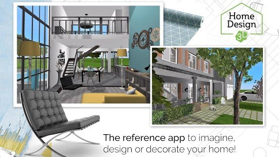 Screenshot Home Design 3D